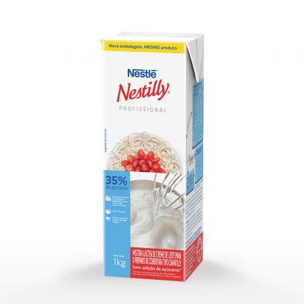 Crema de Leche tipo Chantilly Nestilly® de 1kg