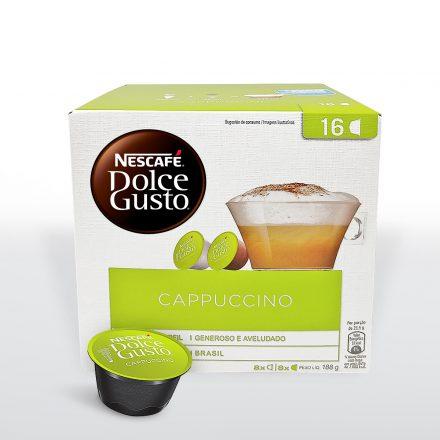 Nescafé® Dolce Gusto® Cappuccino - Caja de 16 cápsulas