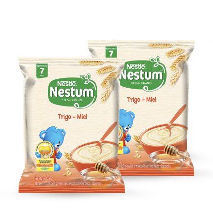 NESTUM® Trigo y Miel - 2 unidades de 225g