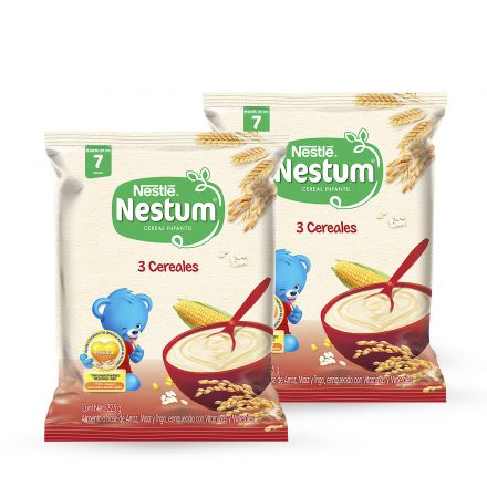 NESTUM® 3 Cereales - 2 unidades de 225g