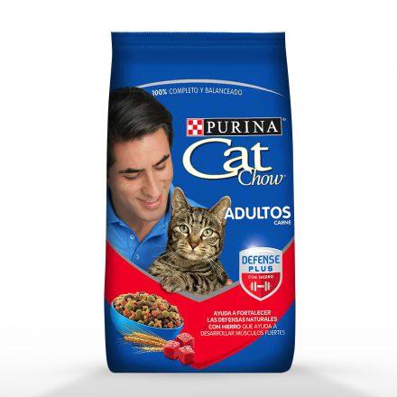 Purina® Cat Chow® - Adultos Sabor a Carne de 1.5Kg