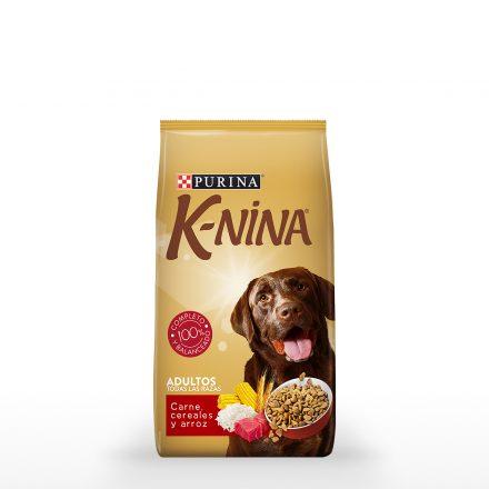 Purina® K-NINA - Sabor a Carne, Cereal y Arroz de 1Kg