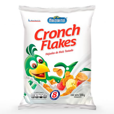 Maizoritos® Cronch Flakes de 500g