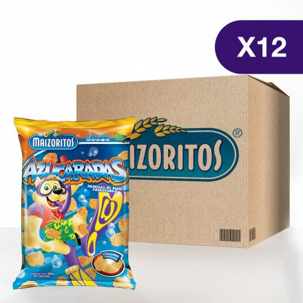 Maizoritos® Azucaradas - Caja de 12 unidades de 500g