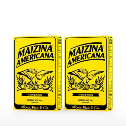 Maizina Americana® - 2 unidades de 400g