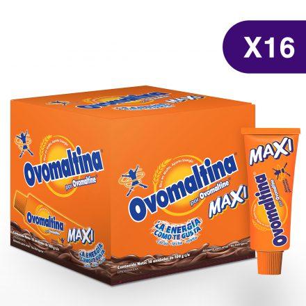 Ovomaltina® Maxi - Caja de 16 unidades de 100g