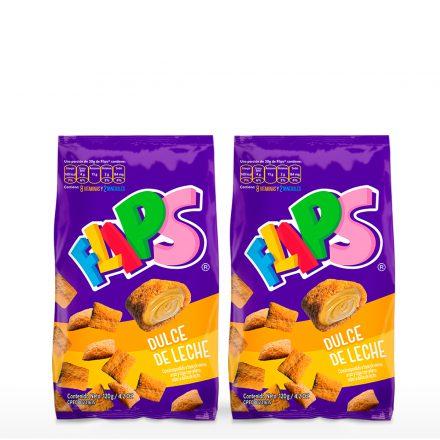 Flips® Dulce de Leche - 2 unidades de 120g