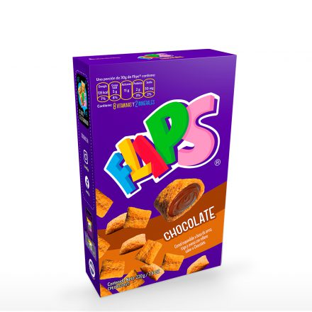 Flips® Chocolate de 220g