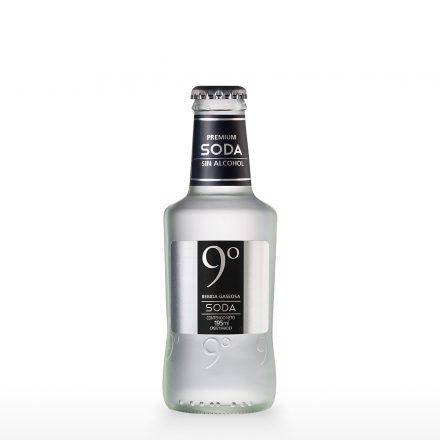 Soda 9 Grados Soda de 195ml
