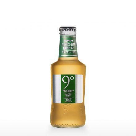Soda 9° Grados Ginger Beer de 200ml