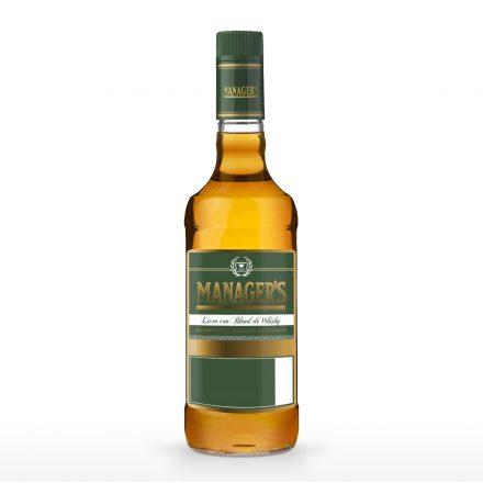 Licor de Whisky MANAGER'S