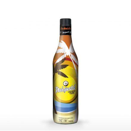 Licor de Ron Naiguatá sabor a Coco