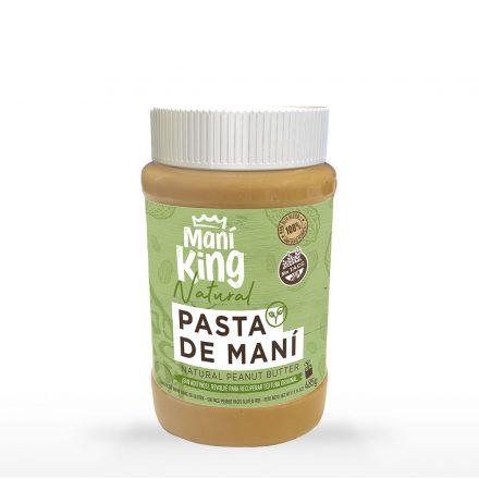 Maní King® Pasta de Maní Natural de 485g