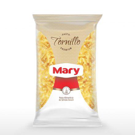 Pasta Premium Mary Tornillos de 500g