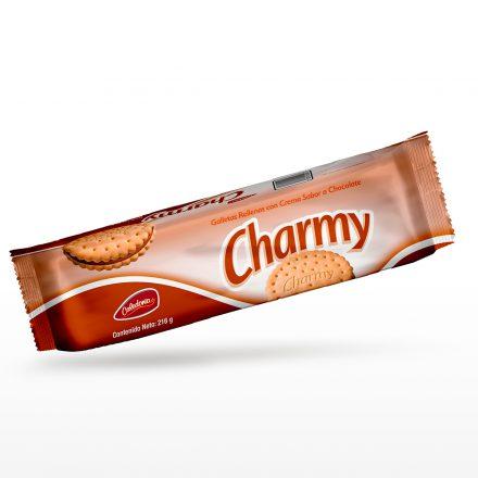 Galletas Charmy Choco de 216g