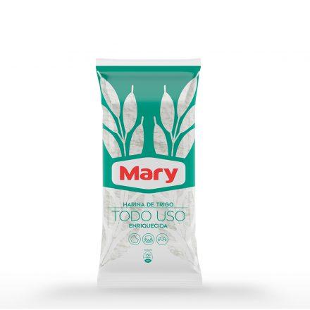 Harina de Trigo Mary Todo Uso de 900g