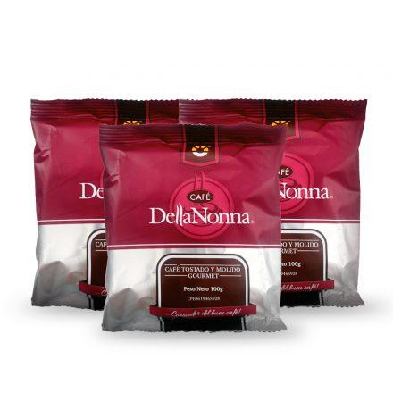 Café Della Nonna® - 3 unidades de 100g