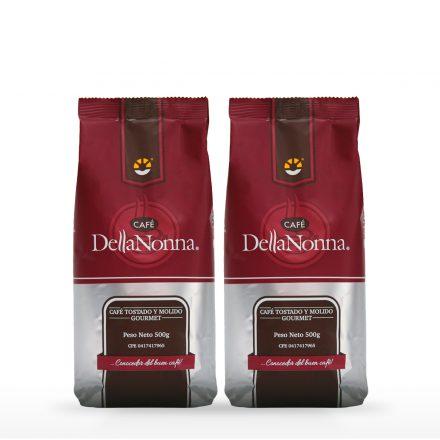 Café Della Nonna® - 2 unidades de 500g