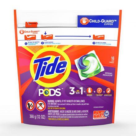 Detergente Líquido Tide® PODS™ de 368g - Bolsa de 16 Cápsulas