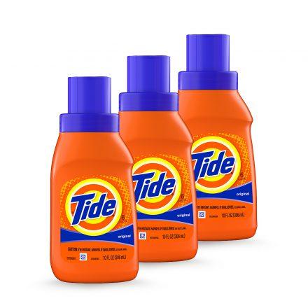 Detergente Líquido Tide® - 3 unidades de 306ml