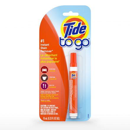 Removedor Instántaneo Tide® To Go® de 10ml