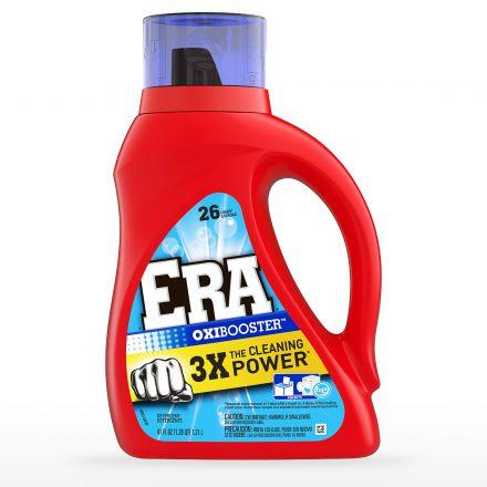 Detergente Líquido Era® Oxibooster™ 3X the Cleaning Power de 147ml