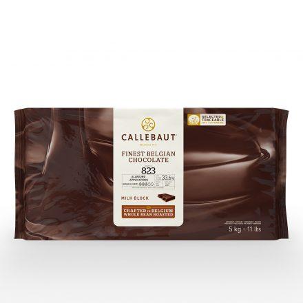 Finest Belgian Chocolate de Leche CALLEBAUT® de 5Kg