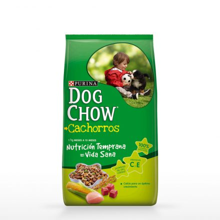 Purina® Dog Chow® - Cachorros Razas Medianas y Grandes