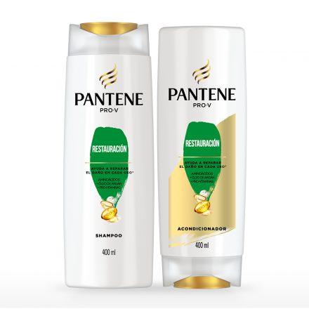 Combo Pantene - Restauración 400ml