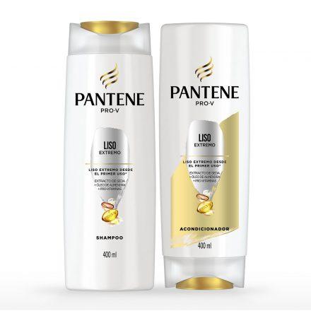Combo Pantene - Liso extremo 400ml