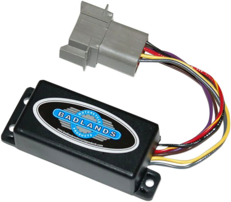 Badlands ATS-03-B Automatic Turn Signal Cancelling Module Plug-In Style