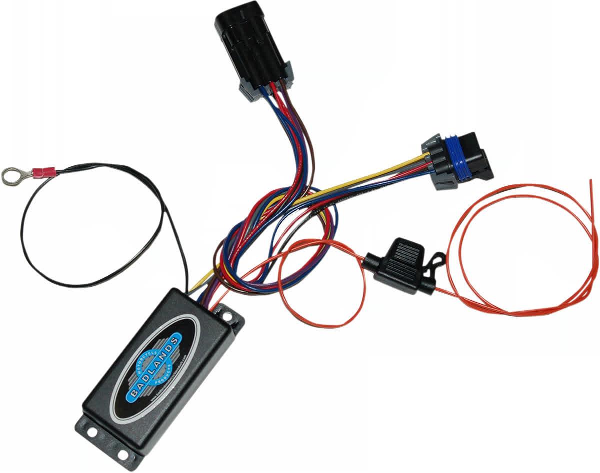 Badlands ILL-VIC-02 Illuminator Plug-In Style Run Brake and Turn Signal Module