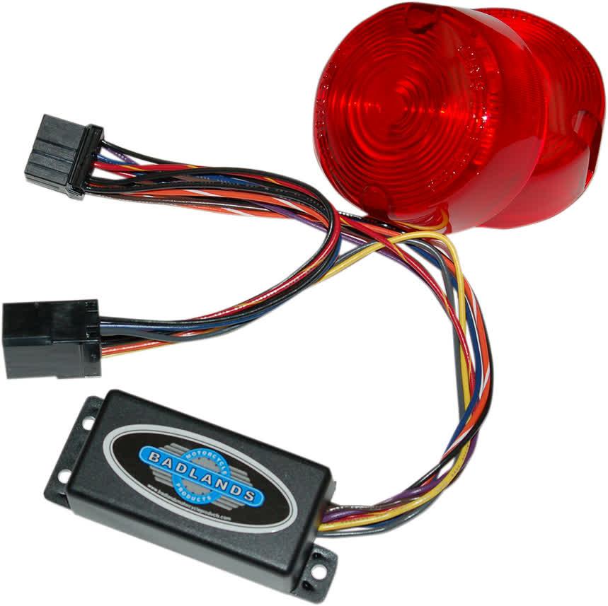 Badlands ILL-03-RL-B Plug-In Illuminator with Red Lens