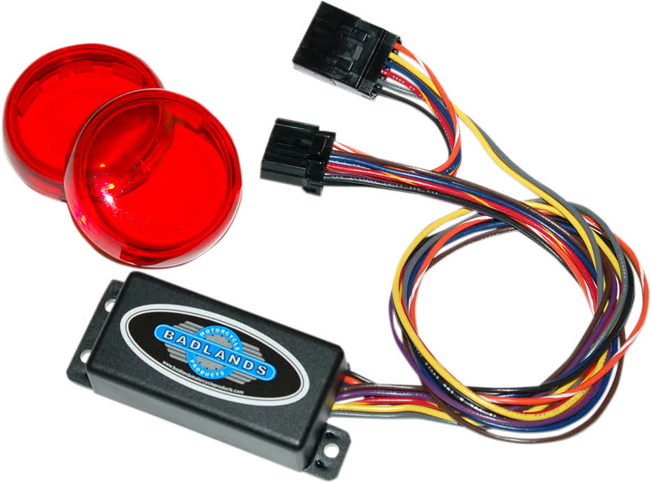 Badlands ILL-04-RL-C Plug-In Illuminator with Red Lens