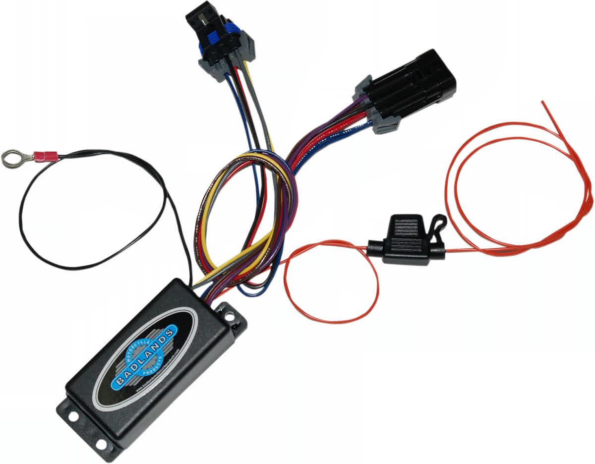 Badlands ILL-VIC-01 Illuminator Plug-In Style Run Brake and Turn Signal Module