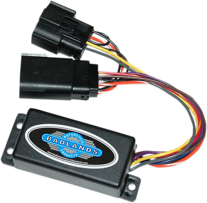 Badlands ILL-01-R Illuminator Control Module for 08-10 FXCW/C