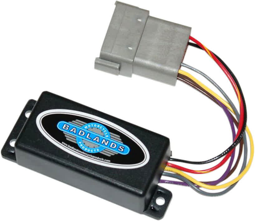 Badlands ATS-03-C Automatic Turn Signal Cancelling Module Plug-In Style