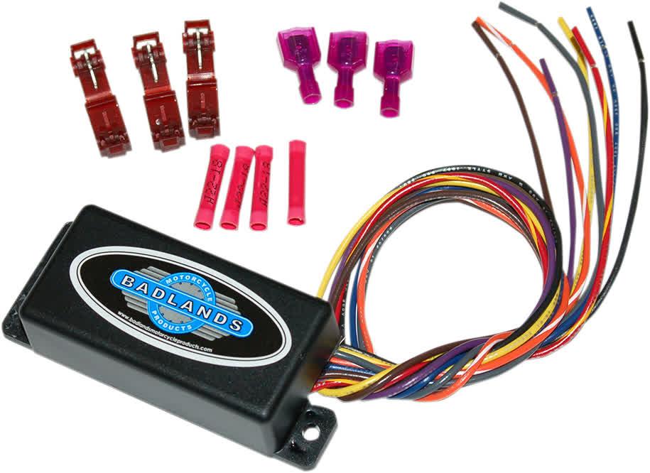 Badlands ILL-01-V Plug-In Illuminator with Red Lens