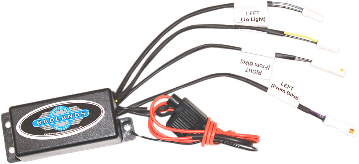 Badlands ILL-VIC-FR Illuminator Control Module for Victory 2011-18