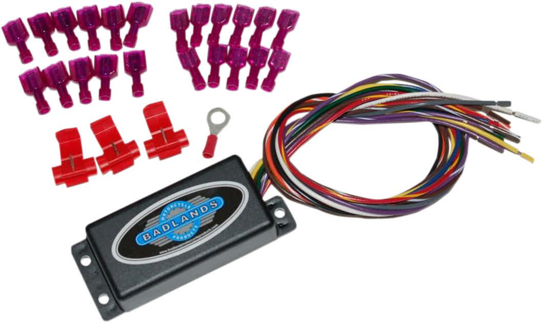 Badlands ILL-PRO-III-M Illuminator Pro III for Metric Cycles