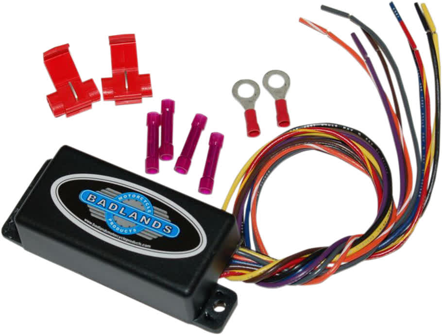 Badlands ILL-01 Run Brake and Turn Signal Module