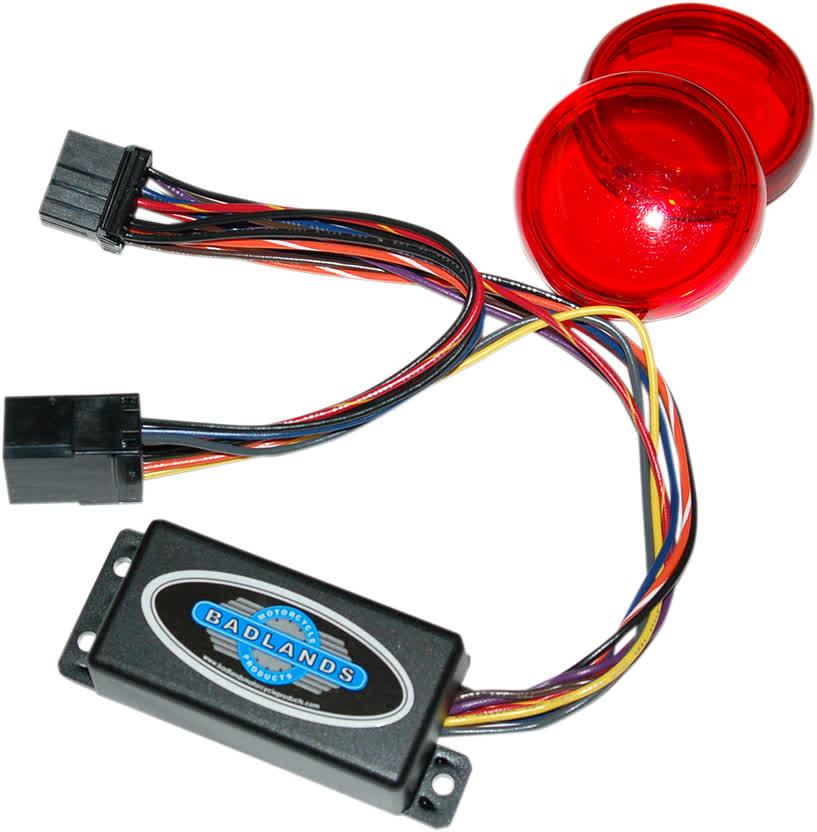 Badlands ILL-03-RL-C Plug-In Illuminator with Red Lens