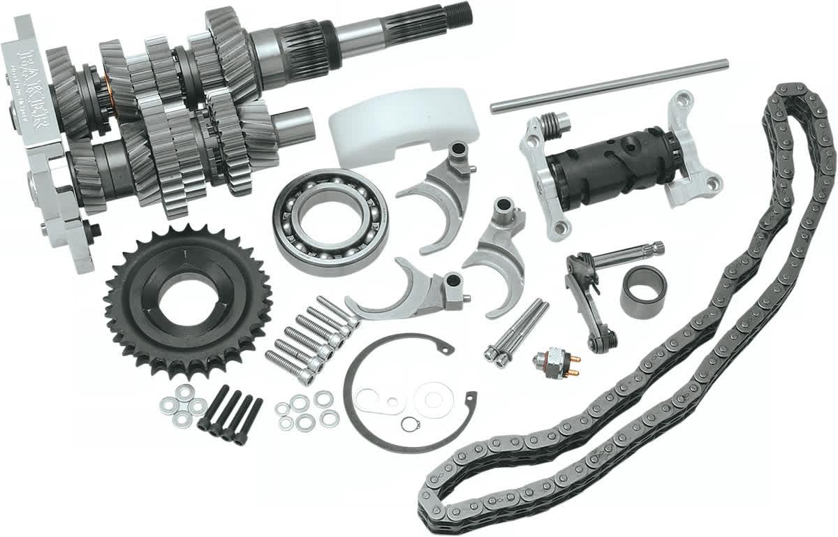 Baker DD411P DD6 6-Speed Builders Kit (3.24:1 1st Gear)