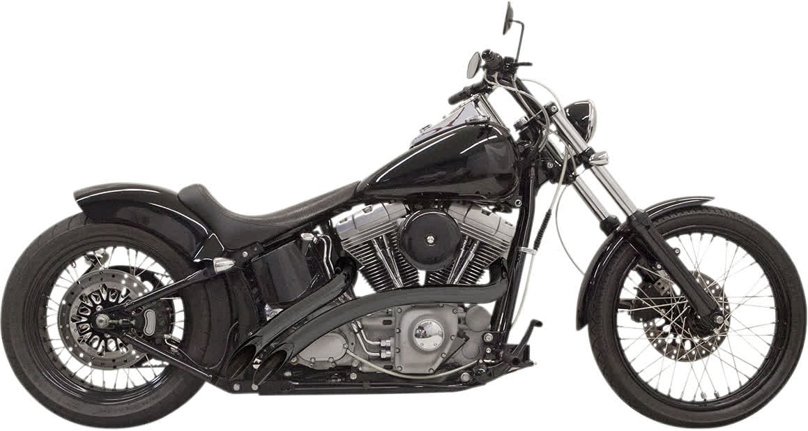 Bassani 1SD1FB Radial Sweepers Exhaust System