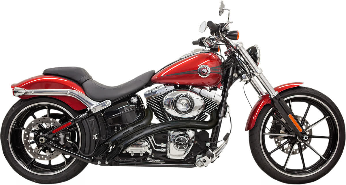 Bassani 1SD2FBB Radial Sweepers Exhaust System