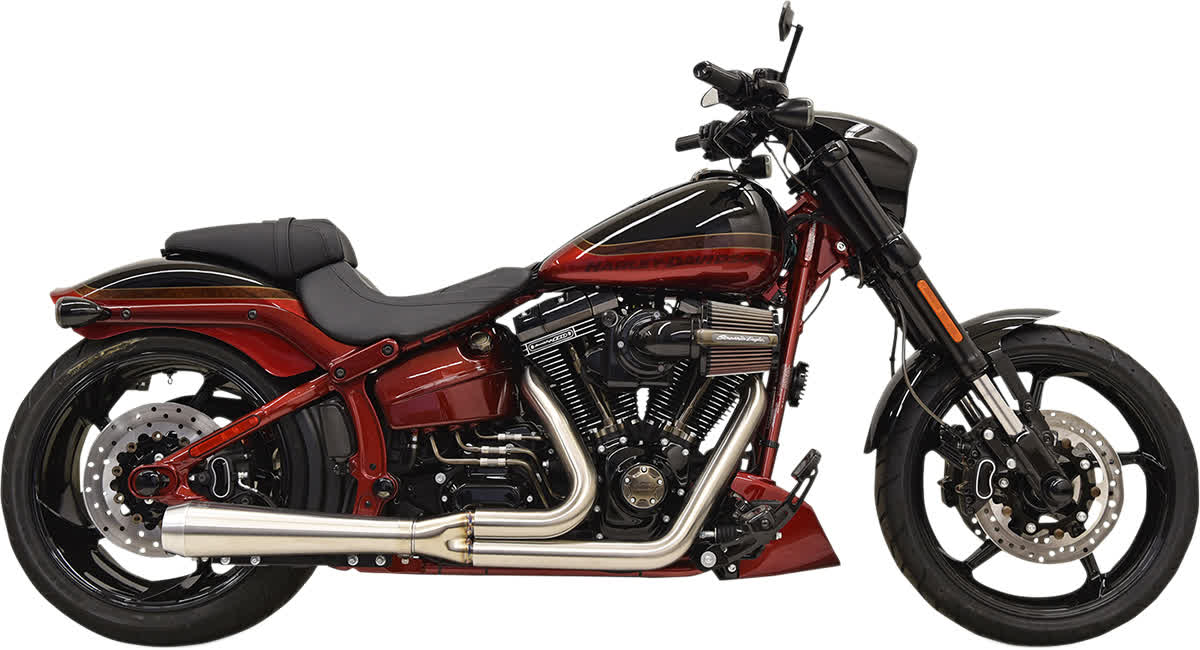 Bassani 1S32SS Road rage III 2:1 Exhaust System