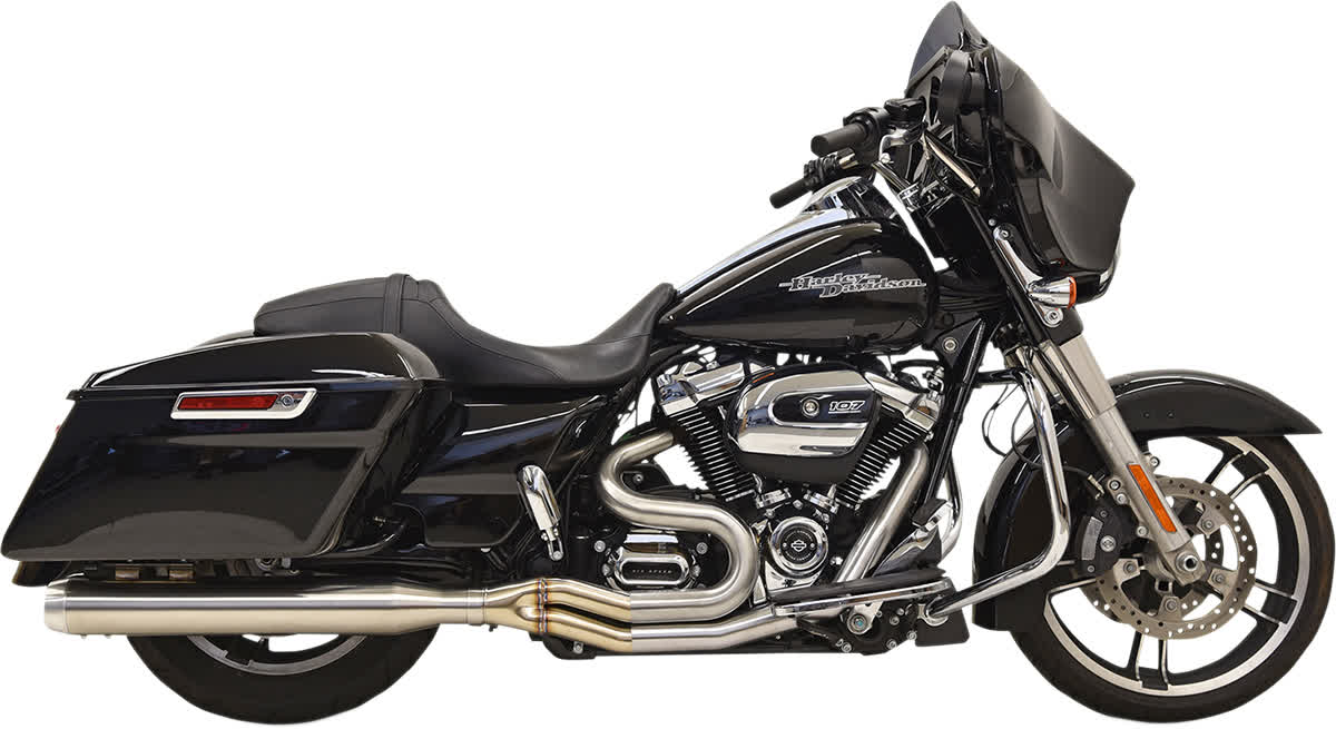 """Bassani """"Bassani Xhaust"""" System for 2:1 Ss Can Fl 17 1800-2200"""