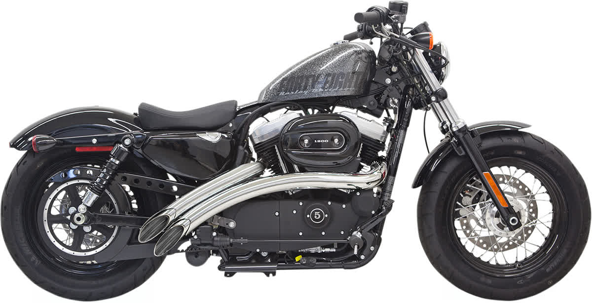Bassani 1X2FC Radial Sweepers Exhaust System