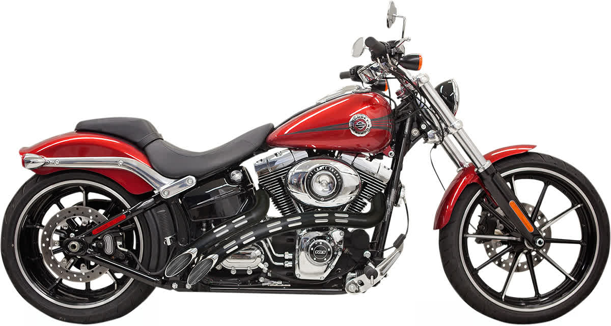 Bassani 1SD2FB Radial Sweepers Exhaust System