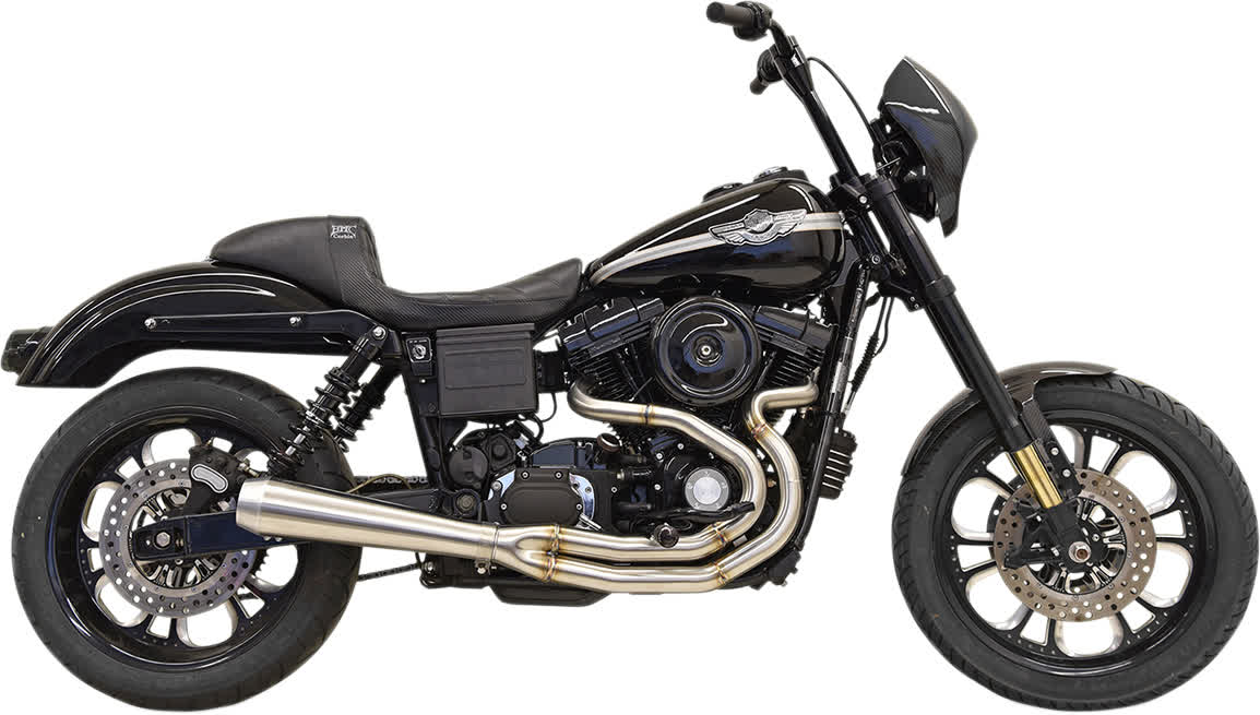 """Bassani """"Bassani Xhaust"""" System for 2:1 Ss Hi-Hp Fxd 1800-2229"""